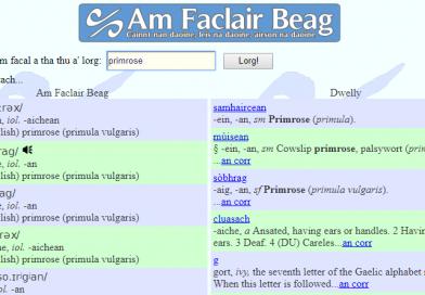 Am Faclair Beag
